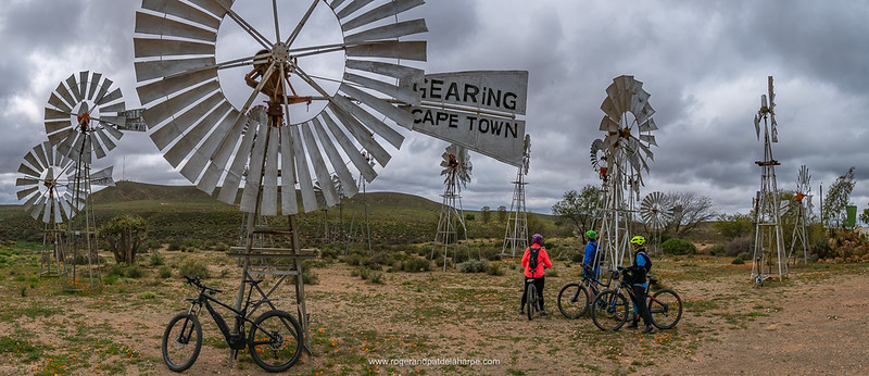 Do check out the Windmill Museum at Loeriesfontein.