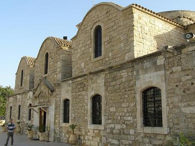 Cyprus: Larnaca (2007)