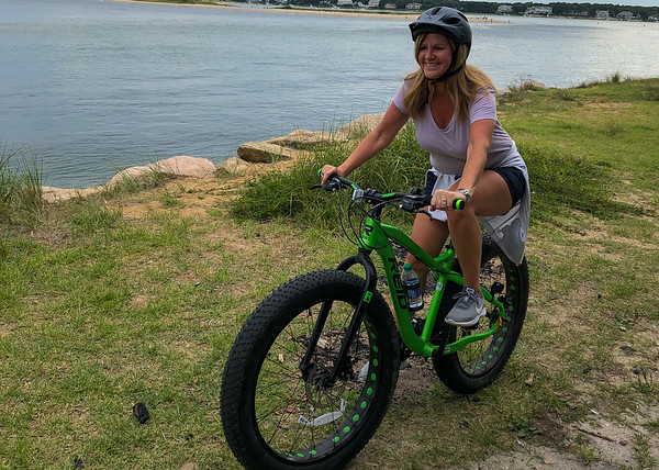 Cotuit Fat Bike Tour