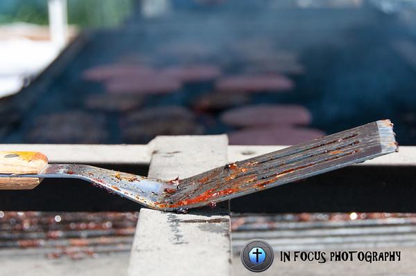 Men's Ministry BBQ [08-23-2014]