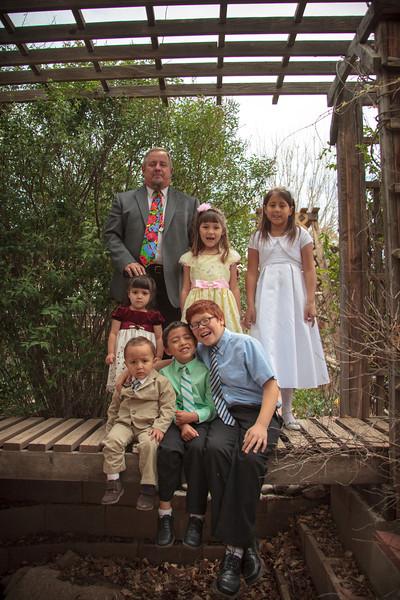Ortega Family 2014