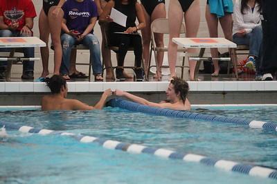 Galena Swim Meet, April 30, 2016