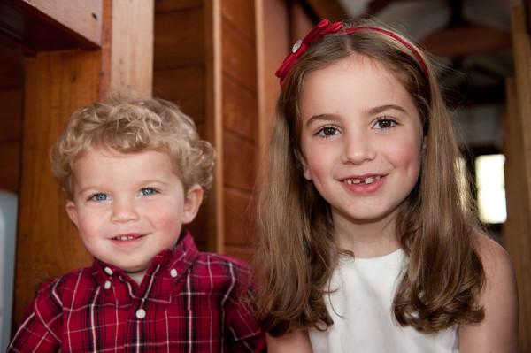 Allie and William
