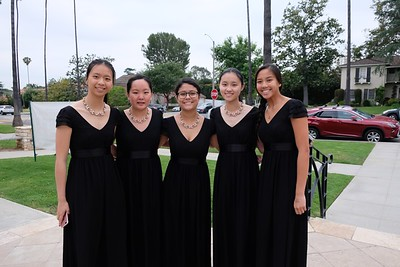 SMHS Chamber Choir Bids Farewell