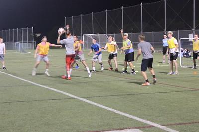 Inaugural Action Ball Tournament