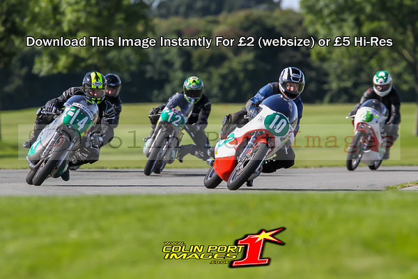 CLASSIC UP TO 250cc -125 T0 250 SINGLE CYL & JUNIORS AINTREE RD 5 SEPT 2016