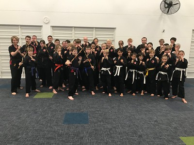 Combat Self Defence Noosa Training Course June 2019