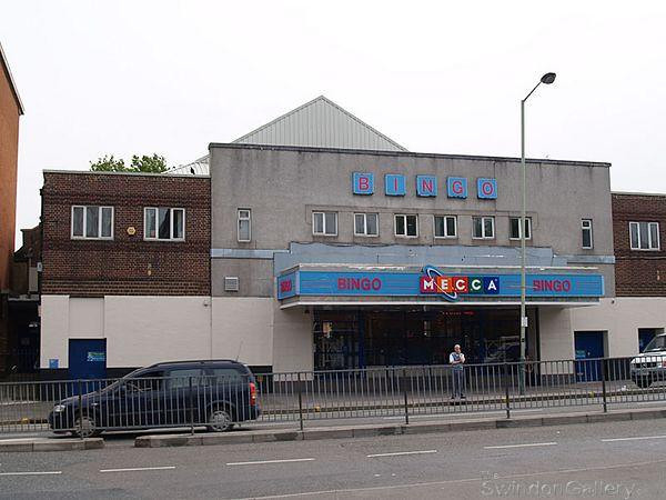 Mecca Bingo Hall,Swindon 2010.