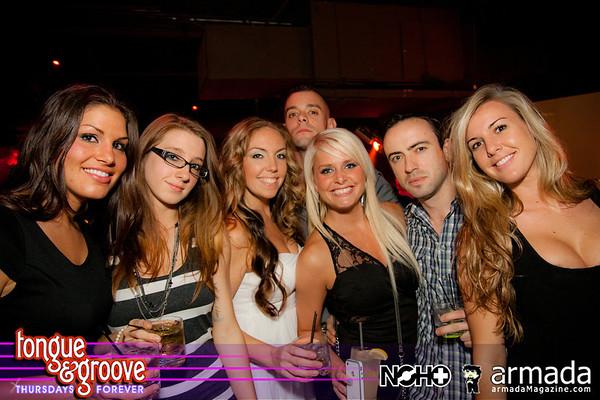 Tongue & Groove Thursdays - 06.21.2012