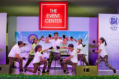 CAMPRISA Musical Competition 2015 SFAMSC Dance Troupe
