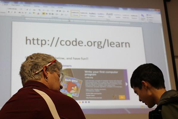 12-09-2014 Hour of Code