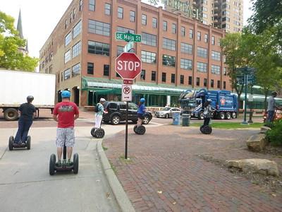 Minneapolis: August 31, 2015 (9:30 am)