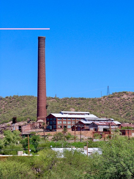 Historic Magma Smelter (2009)