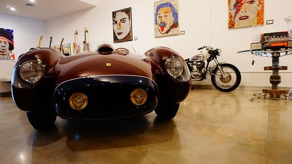 Walt Grace Vintage Ducatis and Coffee Meet - Miami Wynwood