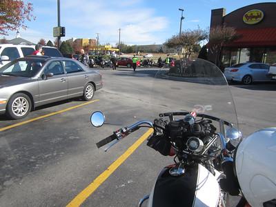 Limestone County North Loop Street Ride 08 Nov 14