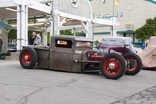 38th NSRA Western Street Rod Nationals in Bakersfield, CA – April 2014