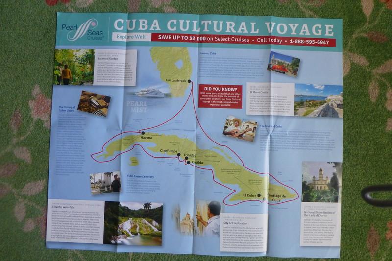 Cuba Cultural Voyage