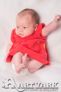 Baby Anna Cosens