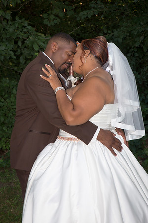 Brandy and Marcus Wedding 8-10-2018