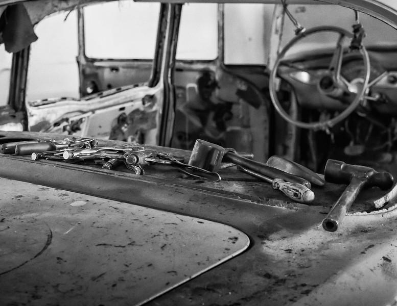 Cuban Auto Restoration