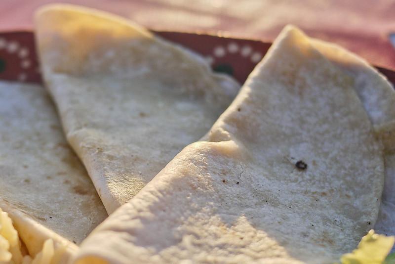 Tortillas.