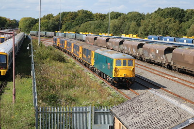 Tonbridge Yard   23/09/17