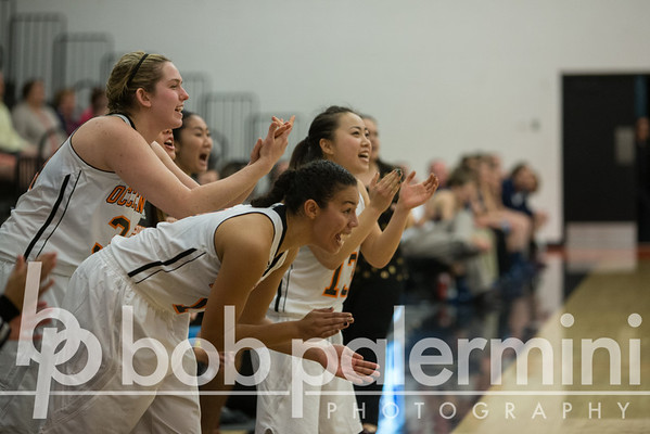 Oxy Women's Basketball vs Messiah