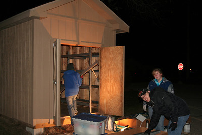 2012 Pre Season Work Nights