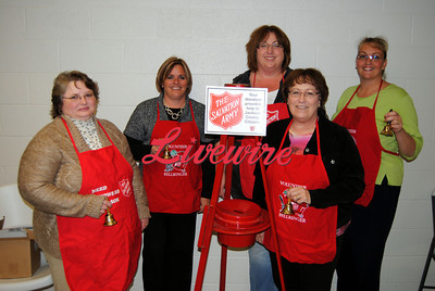 The Salvation Army in Jackson County