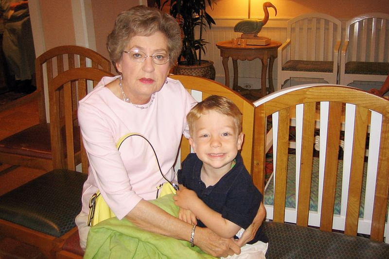 Grandma and Harry.