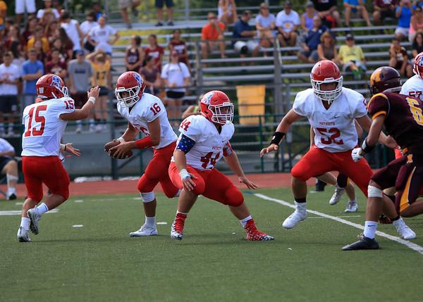 Lenape Valley Regional @ Madison Varsity Football