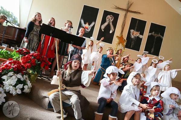 Children's Nativity 2015
