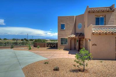 Vista De Santa Fe