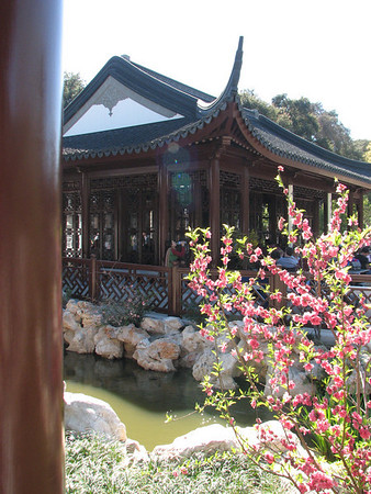 2008.03.09 Sun - Huntington Library with Michelle Yuchun Kuan & Wayne Wenzao Yang