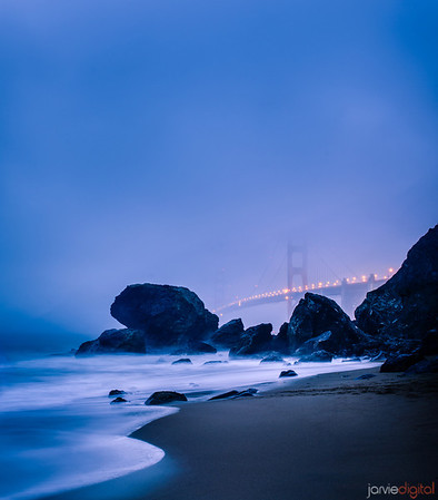 San Fran Long exposure photowalk