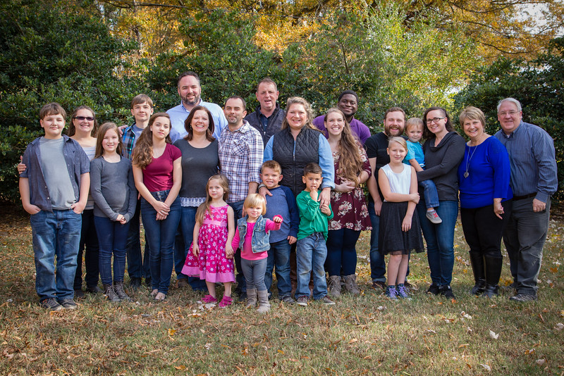 Our Family (Thanksgiving 2016)