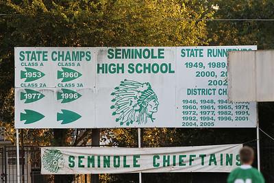 Seminole vs Stigler 2010