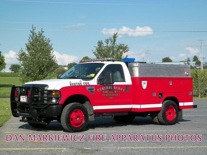 CENTRAL BERKS FIRE CO.