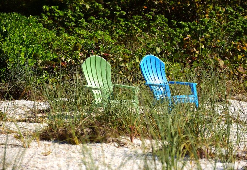Naples Beach Chairs, FL