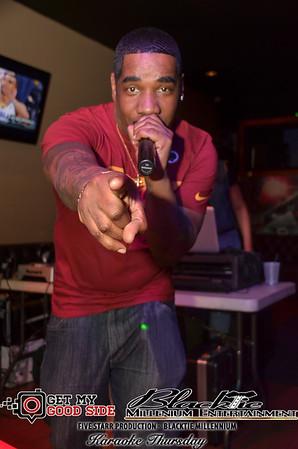 Karaoke Thursday April 24