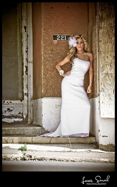 """Staged """"Bridal"""" Session"""