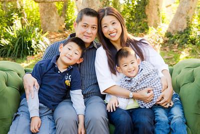 The Choi Family Mini-Session