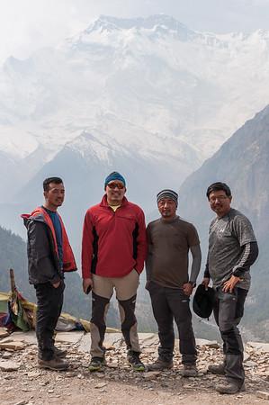 Trek to Tilicho, Nepal 2016