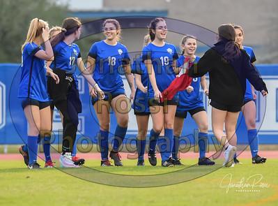 MHS Lady Soccer vs Hammond - Varsity