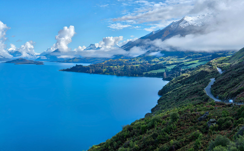 The Beautiful Road to Glenorchy
