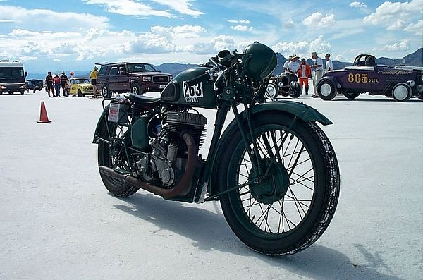 Bonneville Speed Week 2004