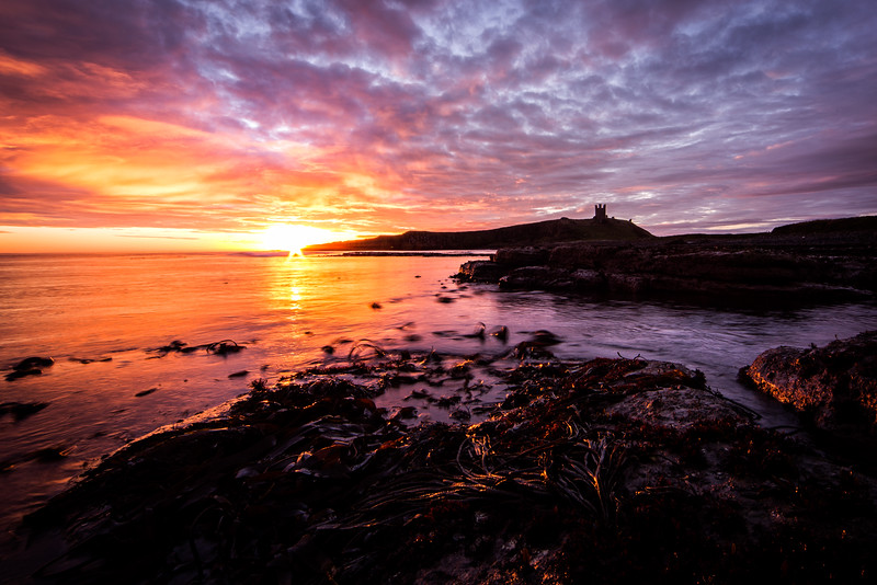 Dunstanburgh - 29th October 2016