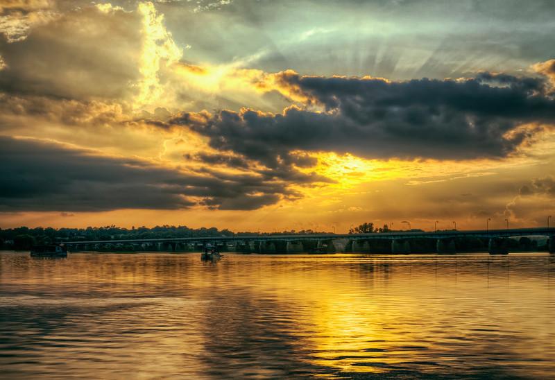 harrisburg photowalk - long exposure sunset over susquehanna (p).jpg