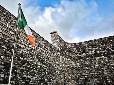 2014-03-28 Ireland - Dublin Kilmainham Gaol and Paulie's Pizza Dinner