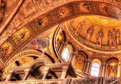 Jerusalem - Church of Holy Sepulcher